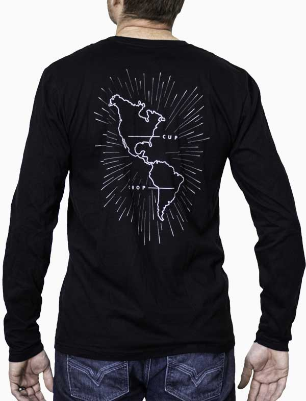 Peixoto Map Long Sleeve Shirt
